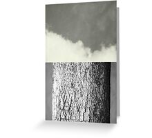 Contrasts Greeting Card