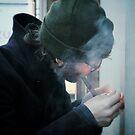 Smoker by stevenajbeijer
