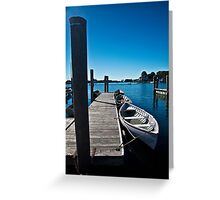 Three To Get Ready Greeting Card