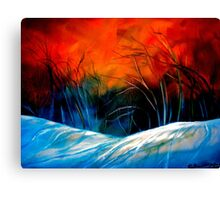 The Winds of Change... Canvas Print