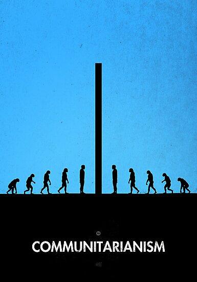 99 Steps of Progress - Communitarianism by maentis