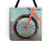 Tour De France Bike Tote Bag