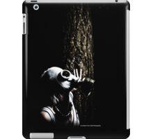 Gas Mask Stalk iPad Case/Skin
