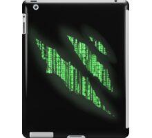 i bleed the matrix iPad Case/Skin