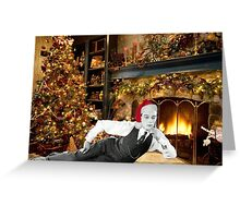 Holiday Buster Greeting Card