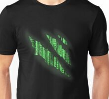 i bleed the matrix Unisex T-Shirt