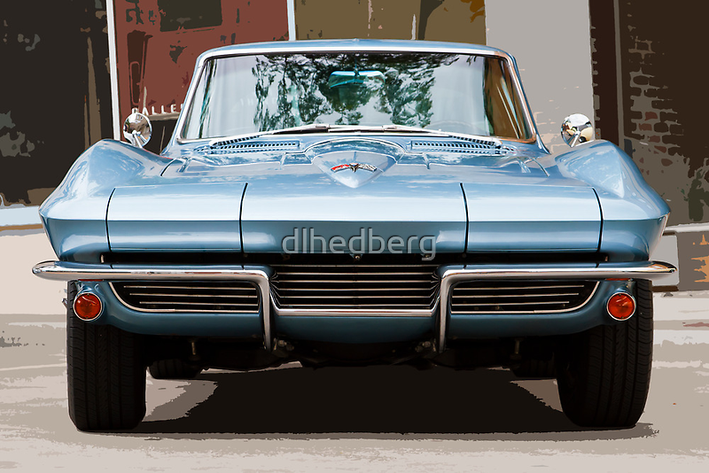 '64 Corvette by dlhedberg