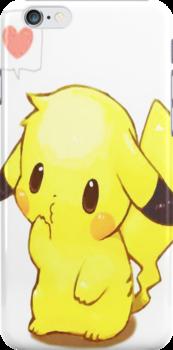 Pikachu Cute by ViviG