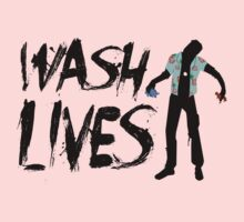Wash Lives One Piece - Long Sleeve