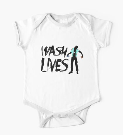 Wash Lives One Piece - Short Sleeve