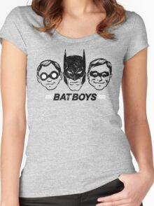 Bat Boys Women's Fitted Scoop T-Shirt