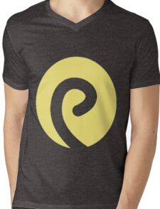 Politoed Swirl Mens V-Neck T-Shirt