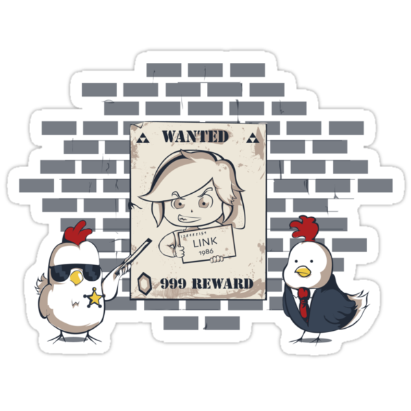 Wanted by Donnie Illustration