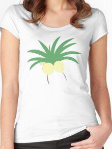 Exeggutor Women's Fitted Scoop T-Shirt