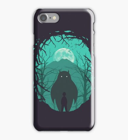 Scary Monsters and Nice Sprites iPhone Case/Skin