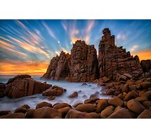 The Pinnacles Photographic Print
