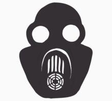 Gas Mask by Joelism