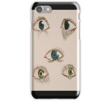 Eye Beards iPhone Case/Skin