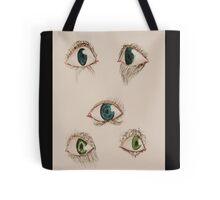 Eye Beards Tote Bag