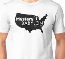 MYSTERY BABLYON WHT Unisex T-Shirt