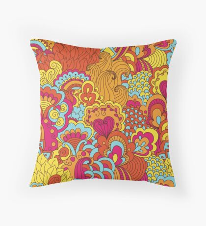 Impressive Witty Exciting Bravo Throw Pillow