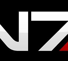 N7 - Black Background by christine-k