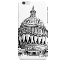 Angry Washington iPhone Case/Skin
