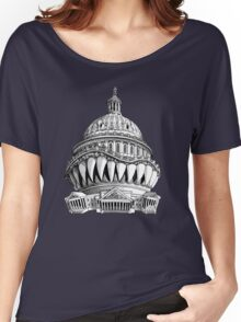 Angry Washington Women's Relaxed Fit T-Shirt