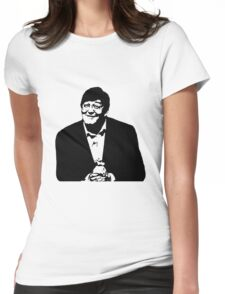 Stephen Fry Womens Fitted T-Shirt