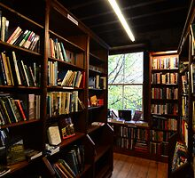 Booths Bookstore by thejourneysofar