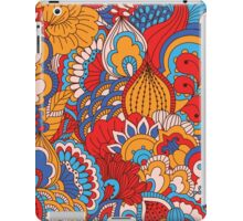 One Effervescent Commend Acclaimed iPad Case/Skin