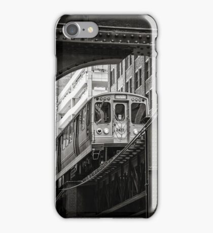 Chicago L iPhone Case/Skin