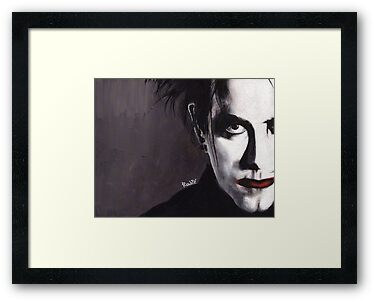 DISINTEGRATE - Robert Smith by ROUBLE RUST