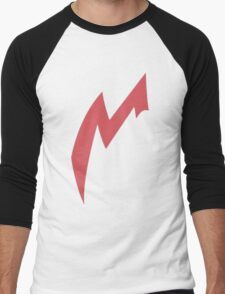 Zangoose Stripe Men's Baseball ¾ T-Shirt