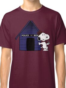 bigger on the inside Classic T-Shirt
