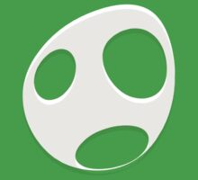 Yoshi Egg by ColinSM