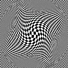 Check Swirl Design by Sookiesooker