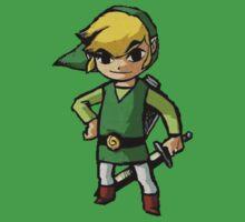 Link - The Legend of Zelda by elPotto