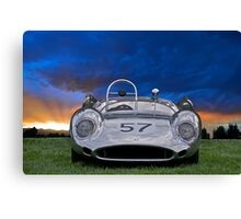 1962 Cooper Race Car ll Canvas Print