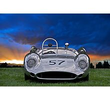 1962 Cooper Race Car ll Photographic Print