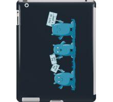 Don't Be a Jerk iPad Case/Skin