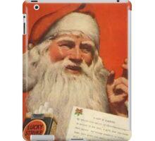 Smokin Santa iPad Case/Skin