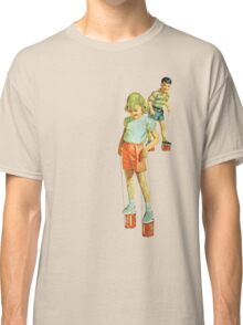 The Simple Life : Tin Can Stilts Classic T-Shirt