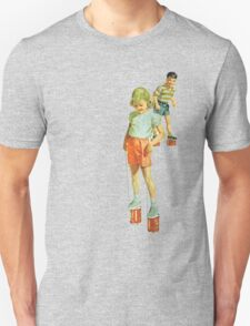 The Simple Life : Tin Can Stilts Unisex T-Shirt
