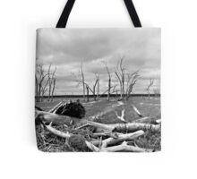Gloomy Waters Tote Bag