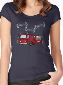 WiiU! WiiU! WiiU! (Basic) Women's Fitted Scoop T-Shirt