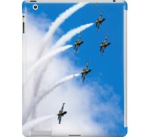 Breitling air display team L-39 Albatross iPad Case/Skin
