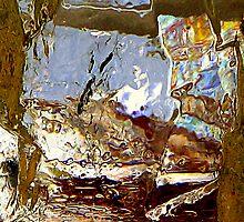 Golden ice by Haydee  Yordan