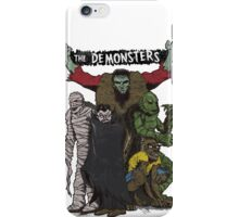 The DeMonsters iPhone Case/Skin