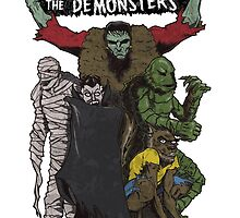 The DeMonsters by dawlism